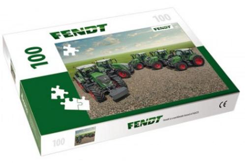 100-Piece Fendt Puzzle