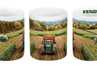 Fendt Harvester Cup