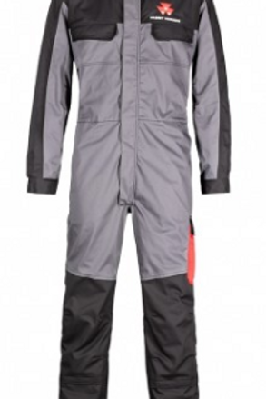 MF Grey/Black Coverall