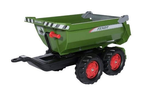 Fendt Half-Pipe Tipping Trailer