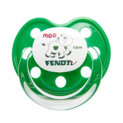 Fendt 2-pk soother (0-6 mths)
