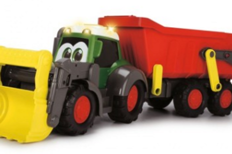 Fendti Happy Tractor & Trailer