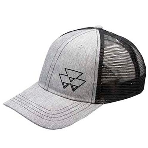 MF Light Grey Mesh Cap