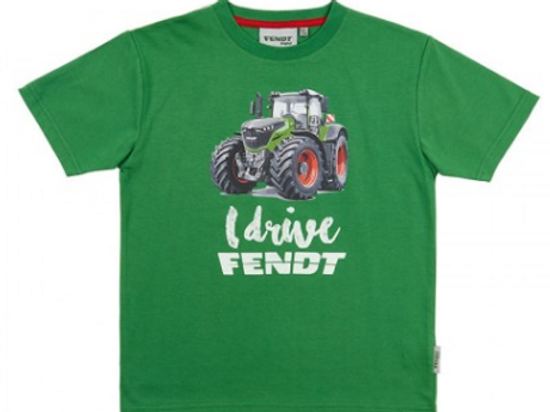 Fendt Kid's Green T-shirt