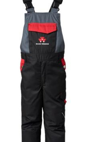 MF Kid's Red/Grey/Black Overall