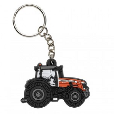 MF 8737 PVC Keychain