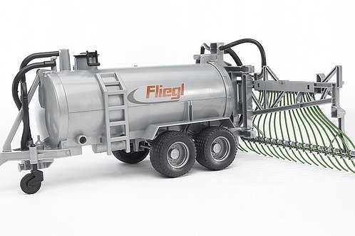 Bruder Fliegl Manure Tank with Tubes