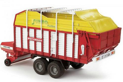 Pottinger Jumbo 6600 Forage Wagon (Bruder)