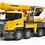 Thumbnail: Scania Liebherr Crane Truck with Lights & Sound (Bruder)