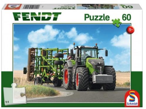 Fendt 60-pc Puzzle