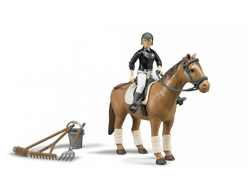 Bruder Horse Riding Set