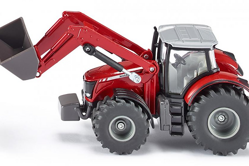 MF 8690 with Front Loader (Siku)