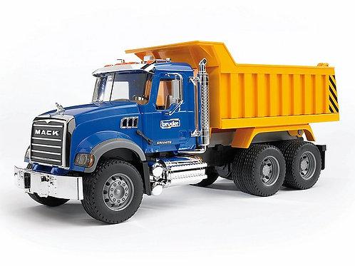 Mack Granite Dump Truck (Bruder)