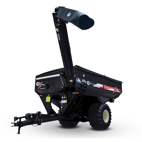 J&M Grain Cart Black 1:64
