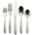 2_Oneida Mooncrest 45pc flatware set_45.