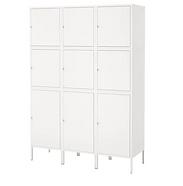 1_Hallan Storage Combination with doors_