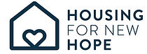 Housing for New Hope Logo Durham