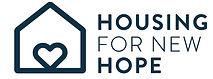 Housing for New Hope Logo Durham