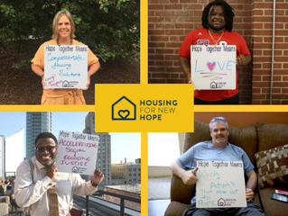 Housing for New Hope Featured in the Cristina Connection Newsletter