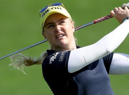 Bu-Who? It's Buhai In The Lead At Women's British