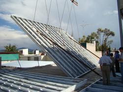 Steel crete Querétaro