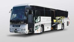 バリアフリー観光バス