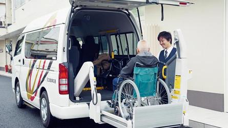 福祉ハイヤー・民間救急車