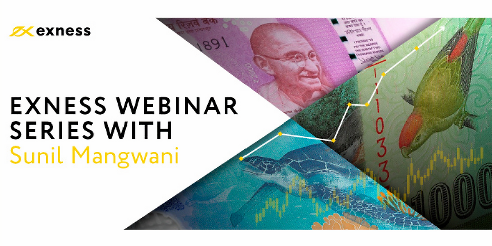 Currency correlations - Exness Webinar Series