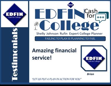 Brian I Testimonial I EDFIN C.F.C