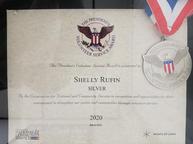 Presidenet  Volunteer Service Award.jpg