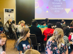 Young Women's Conference | Shelly Rufin | United States