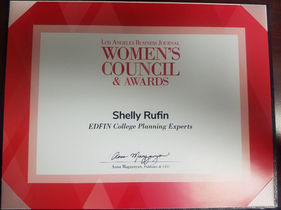 EDFIN College Prep | Shelly Rufin | United States