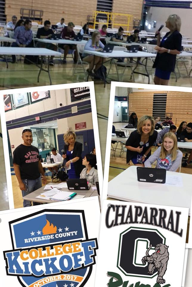 EDFIN Cash for College I Chaparral