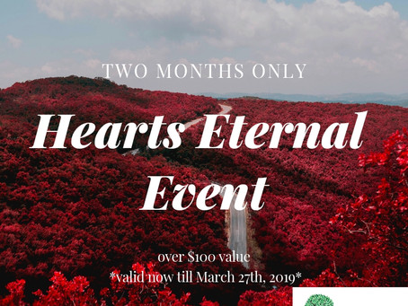 Hearts Eternal Event