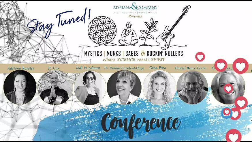 Conference 2020 Mystics, Monks, Sages, & Rockin' Rollers