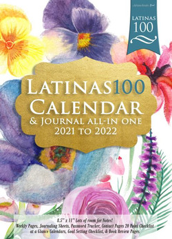 Latinas 100 Calendar & Journal All in ONE