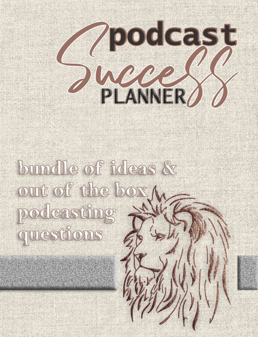 Podcast Success Planner