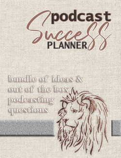 Podcast Success Planner