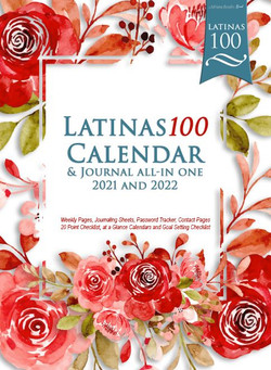 Calendar & Journal All in ONE Latinas 100