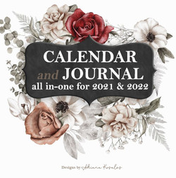 Calendar and Journal All in ONE