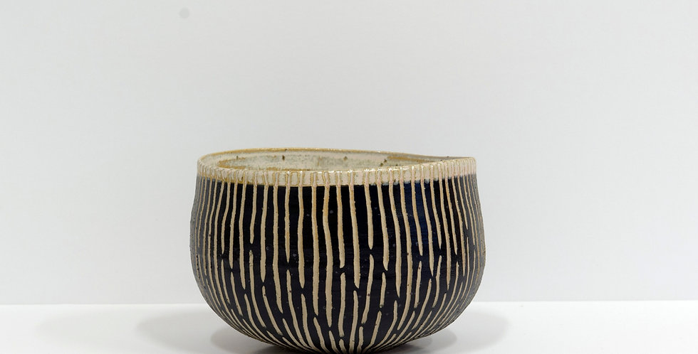 stribed bowl