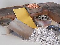 Leza Joyero. Oro y ligas para taller de joyería Vitoria.