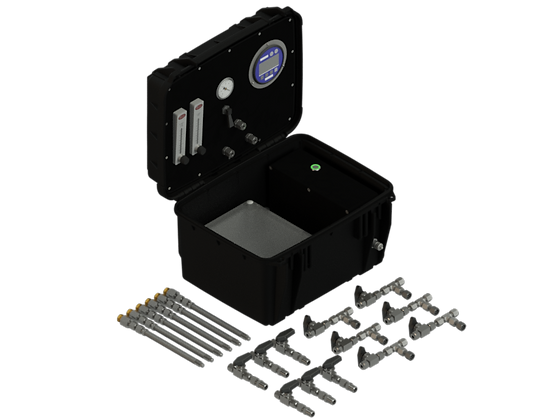 The 212 Low-Flow Vapor Monitoring System Sub-Slab Starter Kit-Discounted Bundle