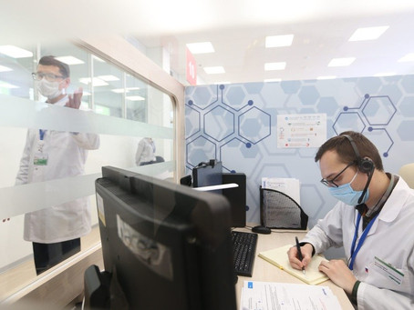 Тренды телемедицины 2021. Опыт «Медлайнсофт» в развитии телемедицинских систем