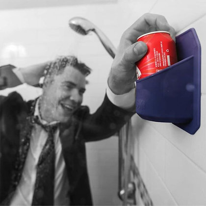 BH-002 Shower Beer Holder Navy