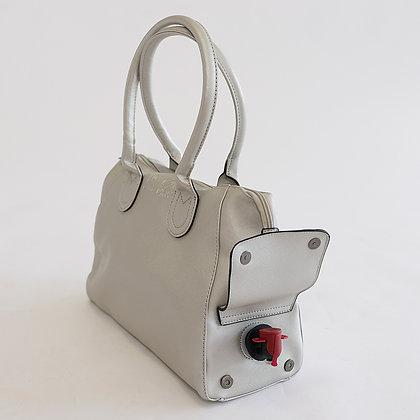 WBB-010 Fully Insulated Wine Bag Light Steel