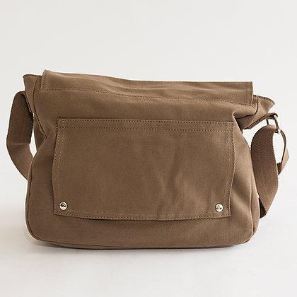 MB-002 Insulated Man Bag Chocolate