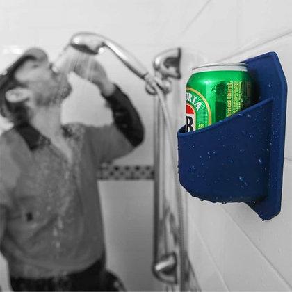 BH-001 Shower Beer Holder Grey
