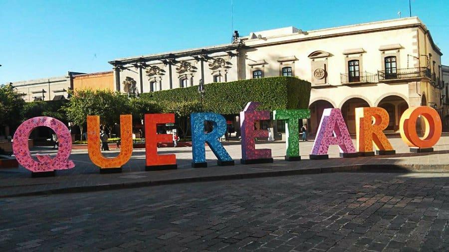 ¡Bienvenido a Querétaro!