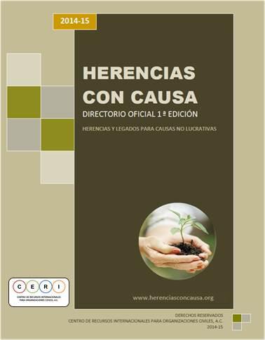 HERENCIAS CON CAUSA